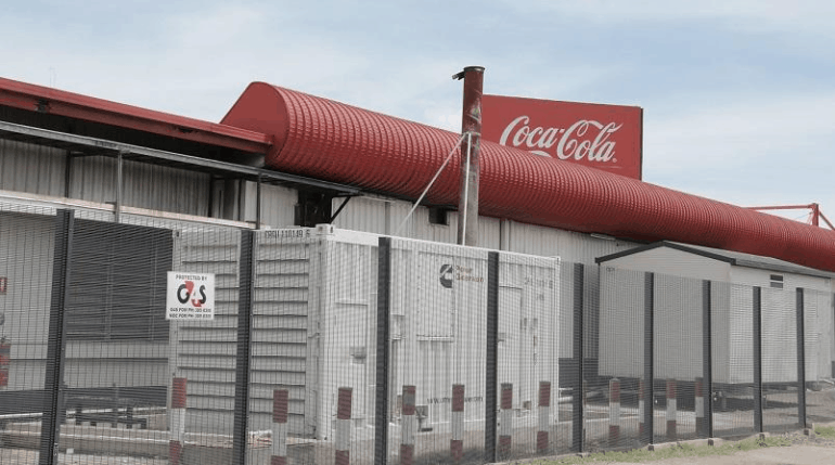ABM Wins Coca Cola Contract